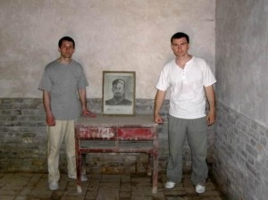 Комната, в которой жил Ян Лучан