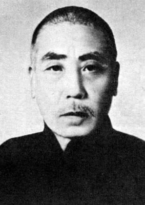 Мастер Тайцзи-цюань Чэнь Факэ